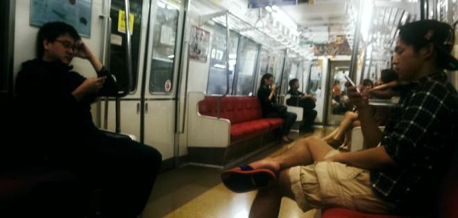 Corner seats only