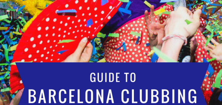 Guide to Barcelona Clubbing | Nightlife | Spain | EDM | Nightclub | Ibiza | Elrow | Sonar | Festival