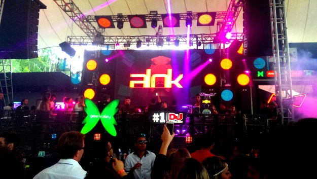 Alok became voted the #1 DJ of Brazil a year after I saw him at Green Valley.