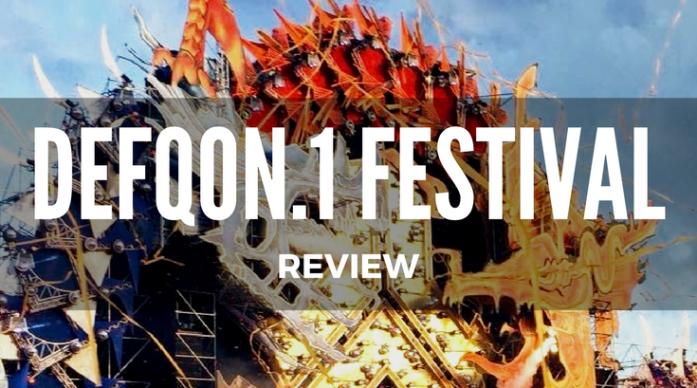 DEFQON.1 Festival review
