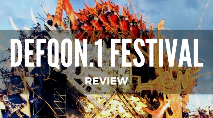 DEFQON.1 Festival review