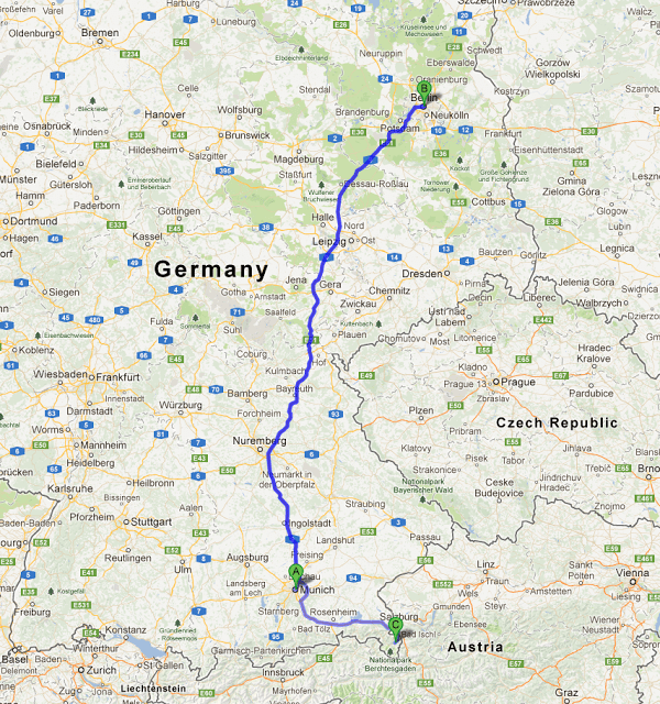 (Germany) 德國鐵路DB Bahn - 守時   Travel Along Life