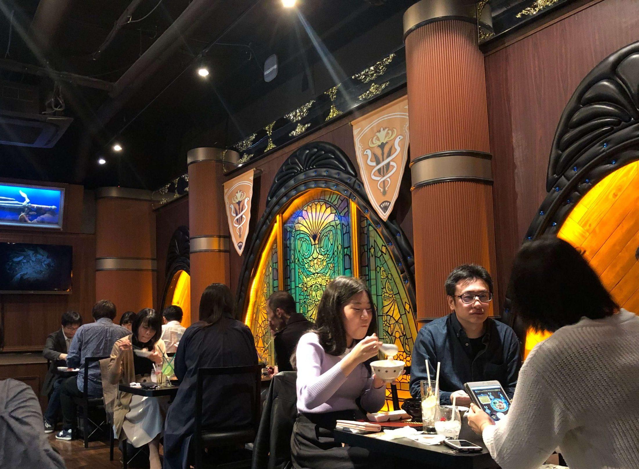 Eorzea Cafes in Japan | Final Fantasy XIV Cafe