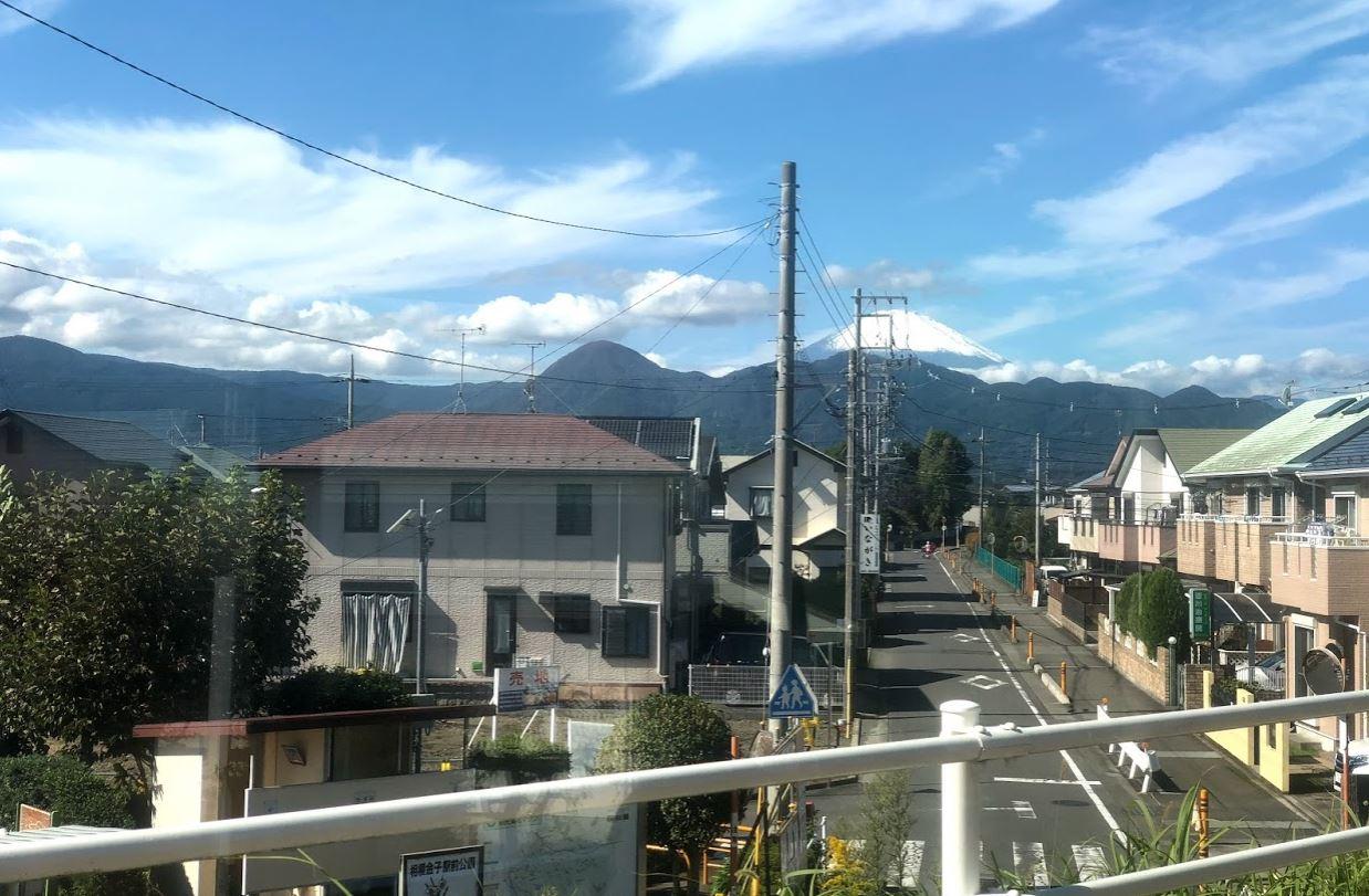 A day in Gotemba – Mt Fuji hunting
