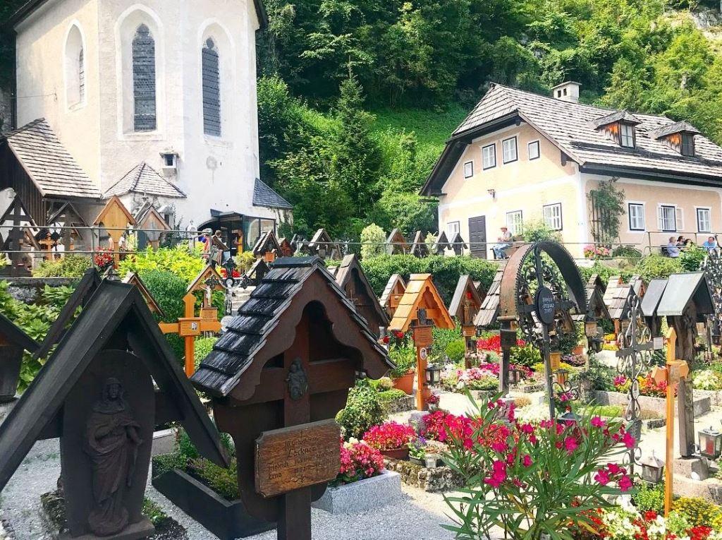 Hallstatt Graveyard