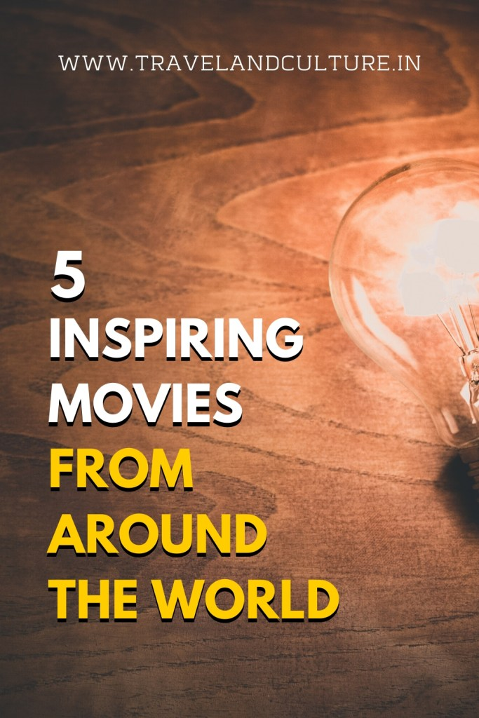 In this article below, we will share those, 5 Inspiring movies based on true stories which continue to push mankind and inspire millions of people.