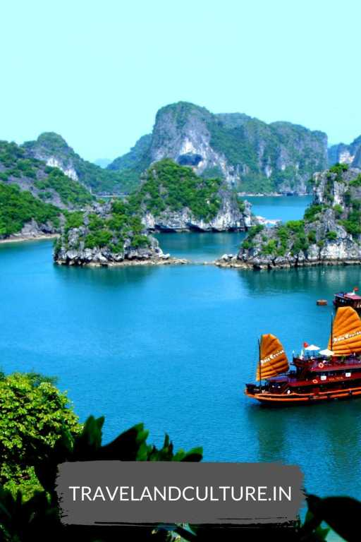The natural beauty, culture and history of this country, for sure, are enchanting. In addition, several aspects of Vietnam will provide you with a lifelong learning experience.