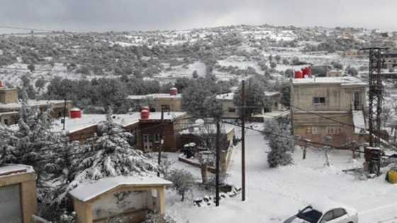 Damascus during winters|Facts About Syria- Breaking Stereotypes