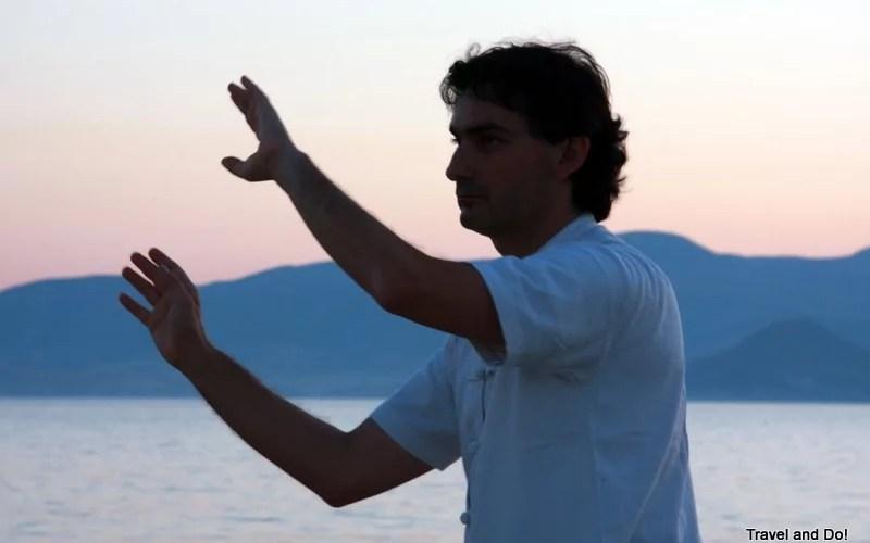 8 days Qigong and Yoga escape in Crete Greece
