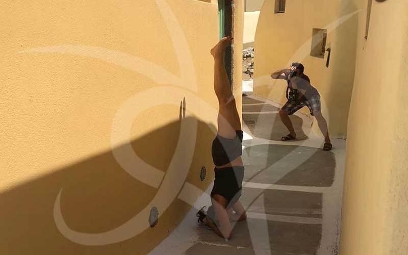 7 days Yoga in Santorin Greece - A YogaYamas vacation
