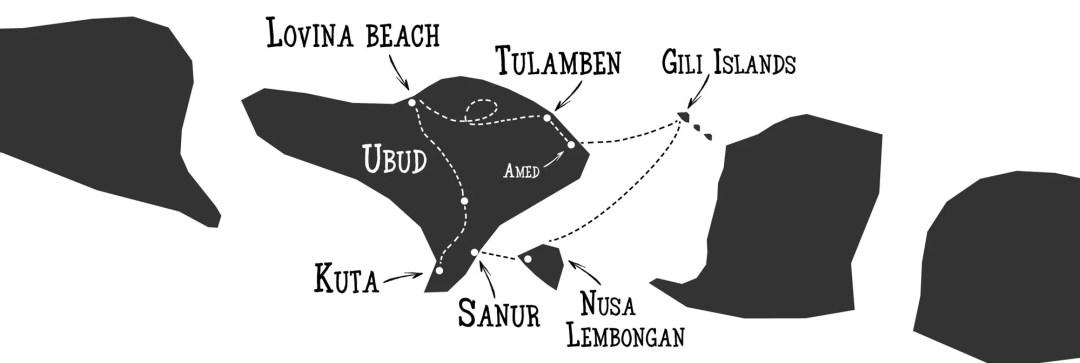 Bali en Gili Islands Lombok