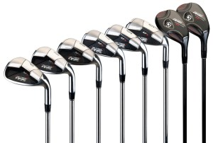 Nitrogen-charged club heads give more zing!