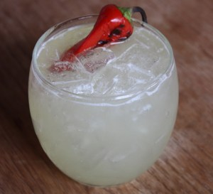 The Kachina Controlled Burn Margarita