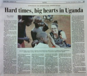 Uganda article LP