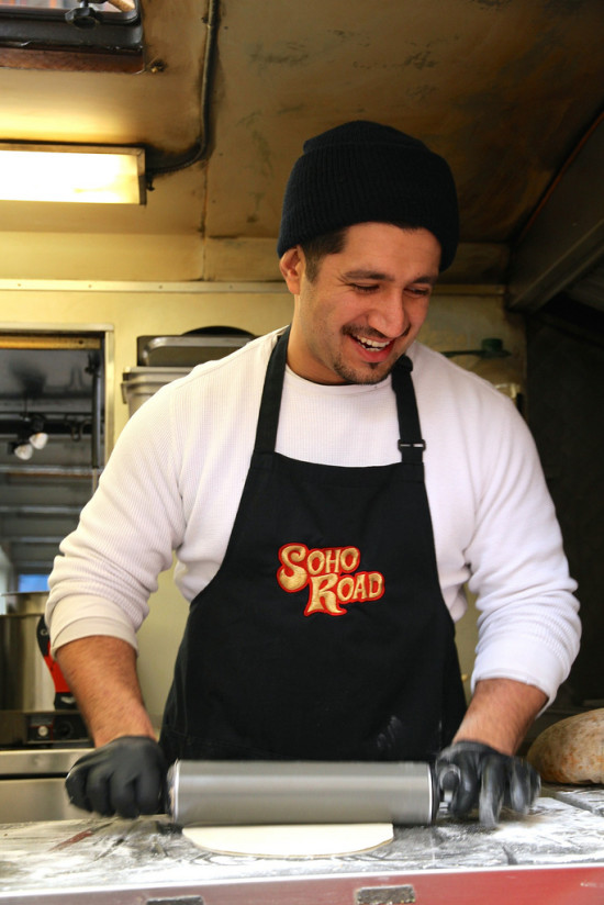 Sarb Mund Soho Road Food Truck Vancouver
