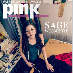 Sage Wosminity on Fashion, Focus and Being Fifteen
