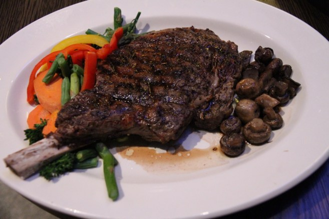 Keg 20 ounce Rib Steak