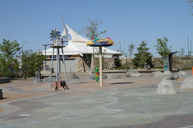 kids play area saskatoon