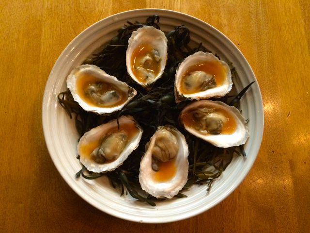 Shippigan Bay oysters Little Grouse