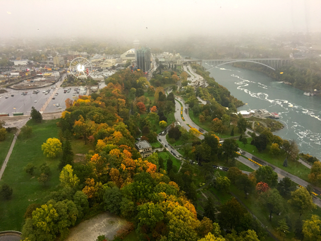Skylon Tower view Jenn Smith Nelson