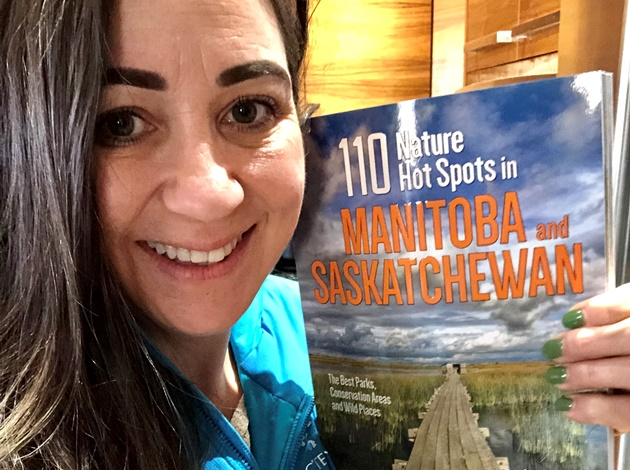 Jenn Smith Nelson 110 Nature Hot Spots in Manitoba and Saskatchewan