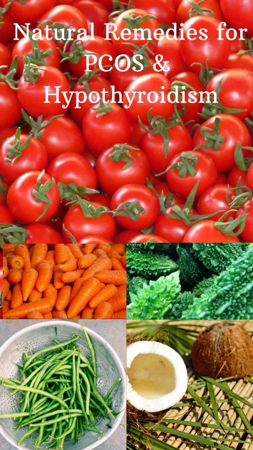 Natural Home Remedies for PCOS and Hypothyroidism