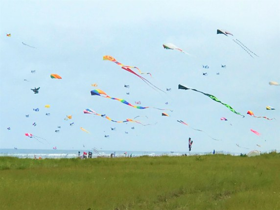 Washington State International Kite Festival, Long Beach , Washington , USA