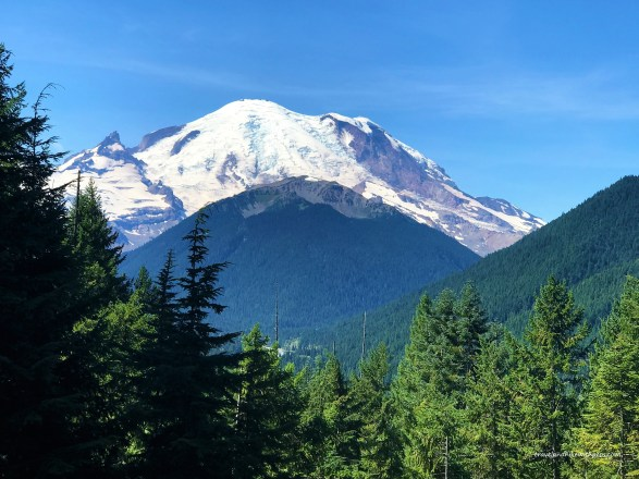 Mount Rainier National Park Attractions