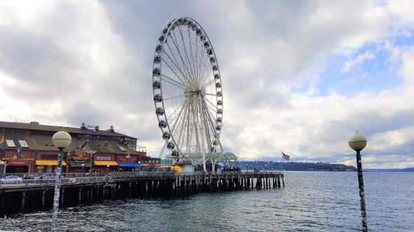 The Seattle Great wheel Must Visit  Attractions in Seattle Washington