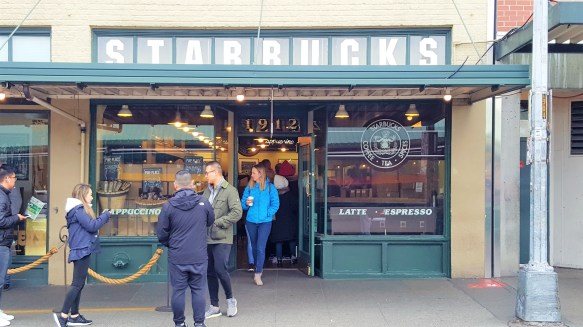 Original Starbucks at Seattle Downtown Must Visit  Attractions in Seattle Washington
