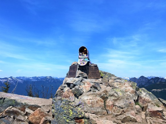 Mailbox Peak -Best Hikes near Seattle