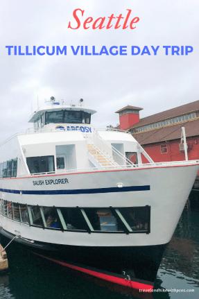 Seattle Tillicum Village Day Trip
