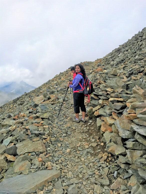 Hike on Mount Fremont Ridge trail
