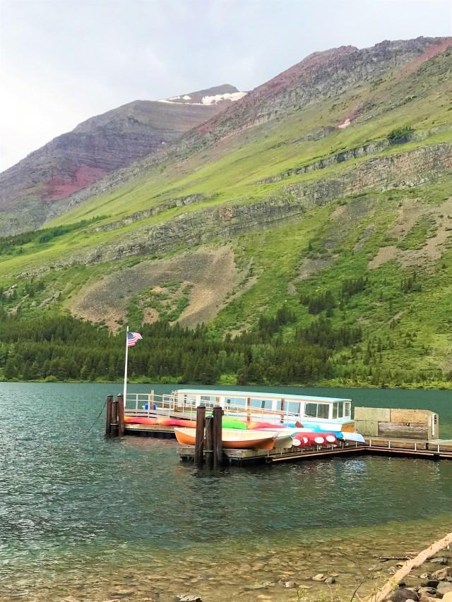 Boating , Kayaking -Things to Do at Many Glacier Glacier National Park
