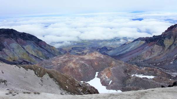 Mount St. Helens Summit Climb