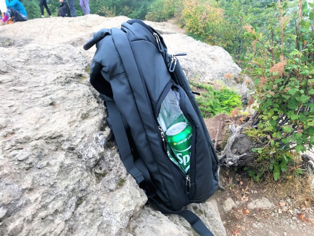 Nayo Almighty Backpack - Insulated Side Bottle Holder