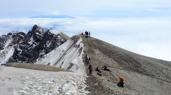 Mount St. Helens Summit