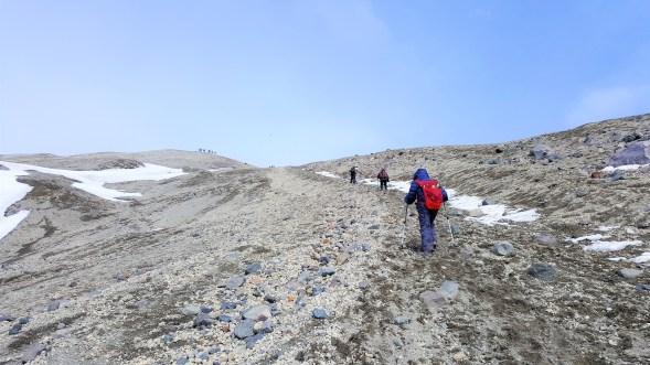 Mount St Helens Summit Climb