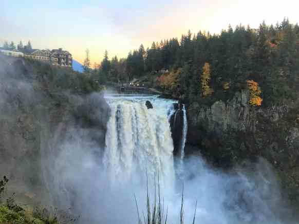 Snoqualmie Falls Best Hikes near Seattle