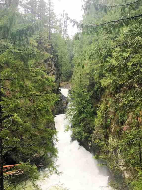 Best Hikes Near Seattle- Twin Falls