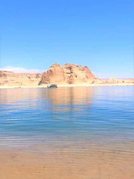 Wahweap Marina Page Arizona