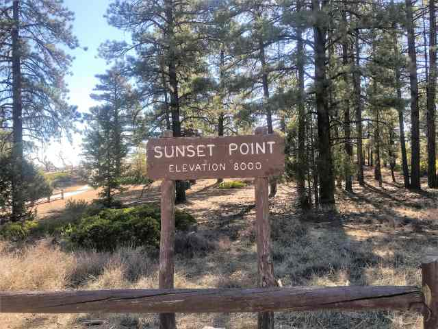 Sunset Point . Things to Do In Bryce Canyon National Park