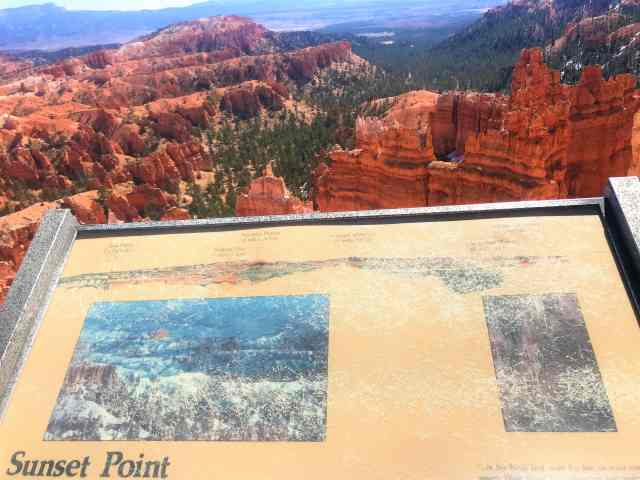 View of Hoodoos from Sunset Point. Things To Do In Bryce Canyon National Park