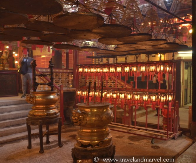 Tempio Man Mo HongKong