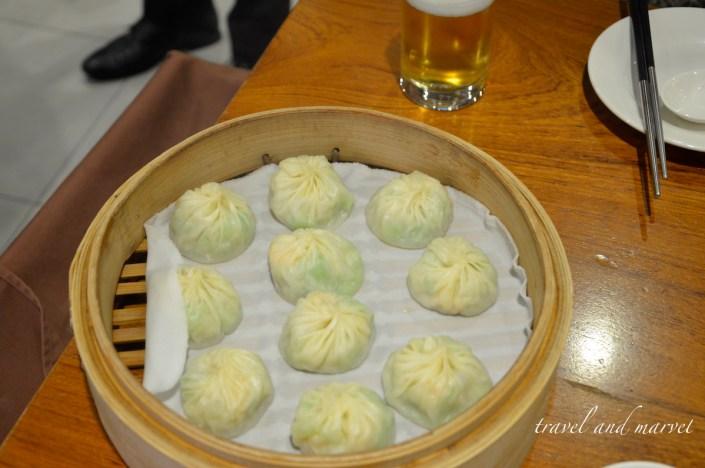 Raviolin Cinesi Din tai Fung