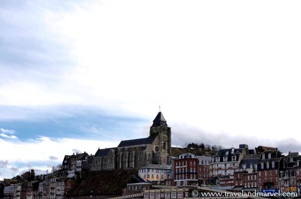Le Treport- chiesa Saint-Jacques