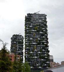 Bosco verticale-Milano
