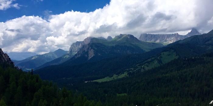 Dolomiti: da Rifugio Città di Fiume a Passo Staulanza