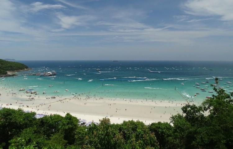 KohLan Thailand Pattaya Isola Corallo