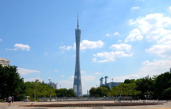 guangzhou_ Canton Tower